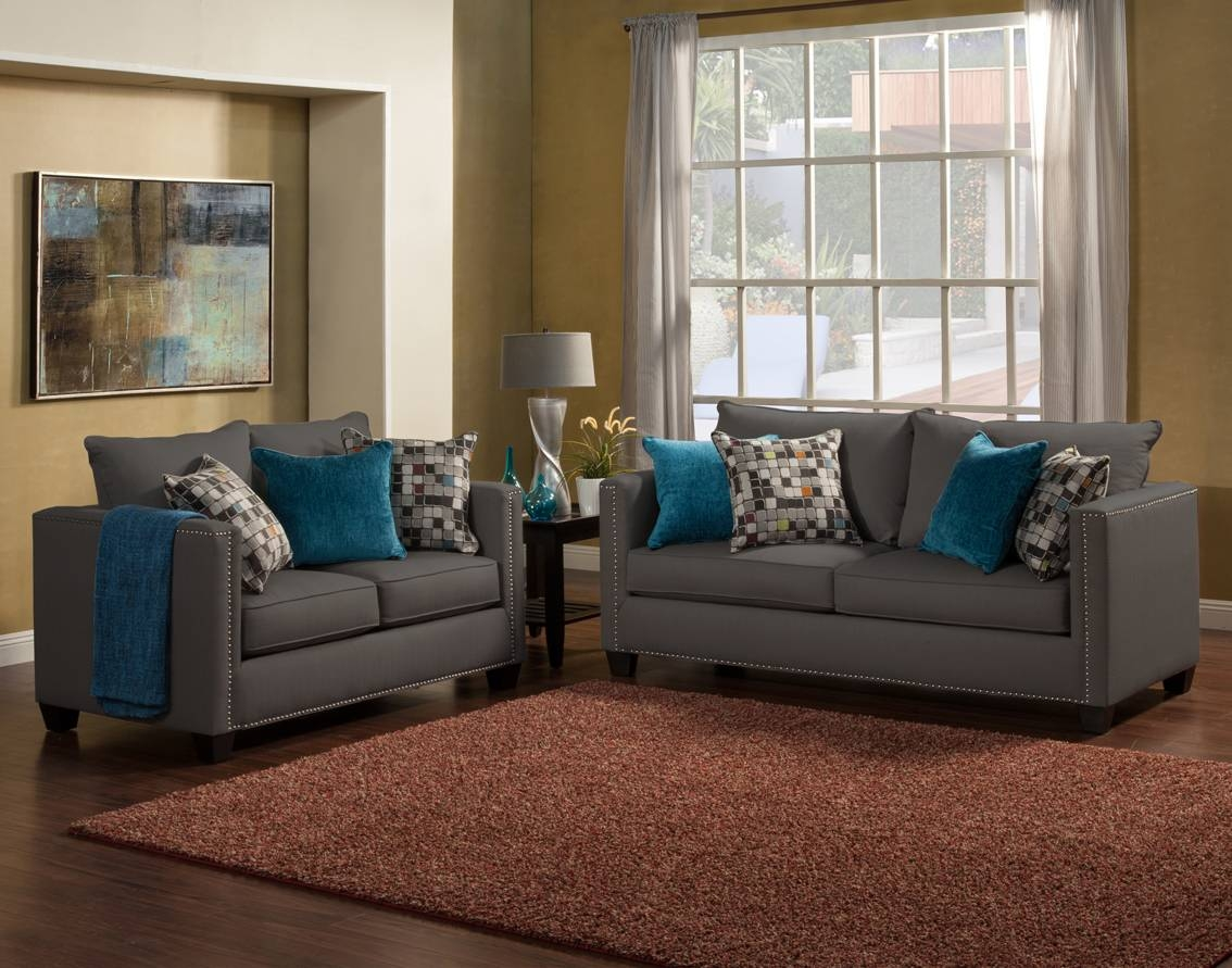 Sofas Center : Furniture Livingroom Wondrous Charcoalfa Set Feat intended for Charcoal Grey Sofas (Image 25 of 30)
