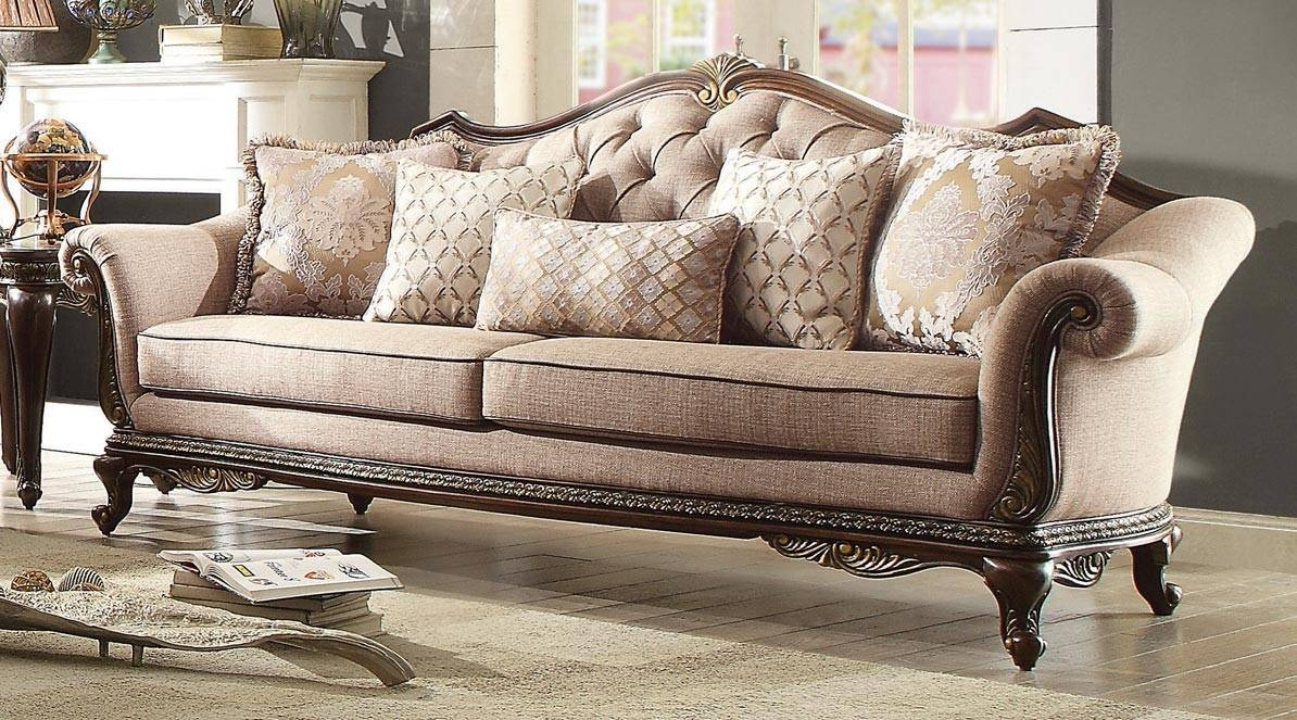 Sofas Center : Image 1280X960 Chenille Fabric Sofa Traditional pertaining to Traditional Fabric Sofas (Image 20 of 30)