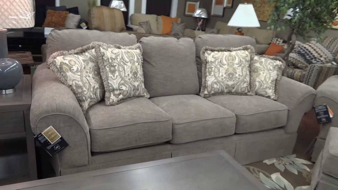 Sofas Center : Imposing Ashley Furnitureray Sofa Photo Ideas regarding Ashley Furniture Gray Sofa (Image 30 of 30)