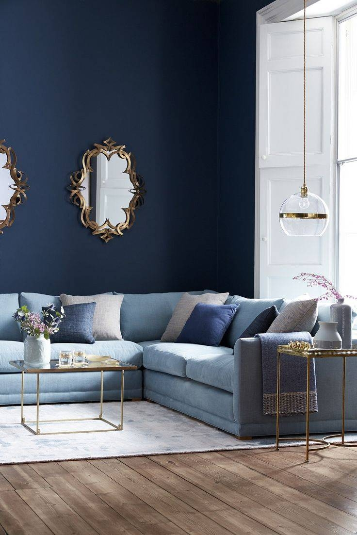 Sofas Center : Impressive Dark Blue Sofa Pictures Ideas Glamorous with Dark Blue Sofas (Image 25 of 30)