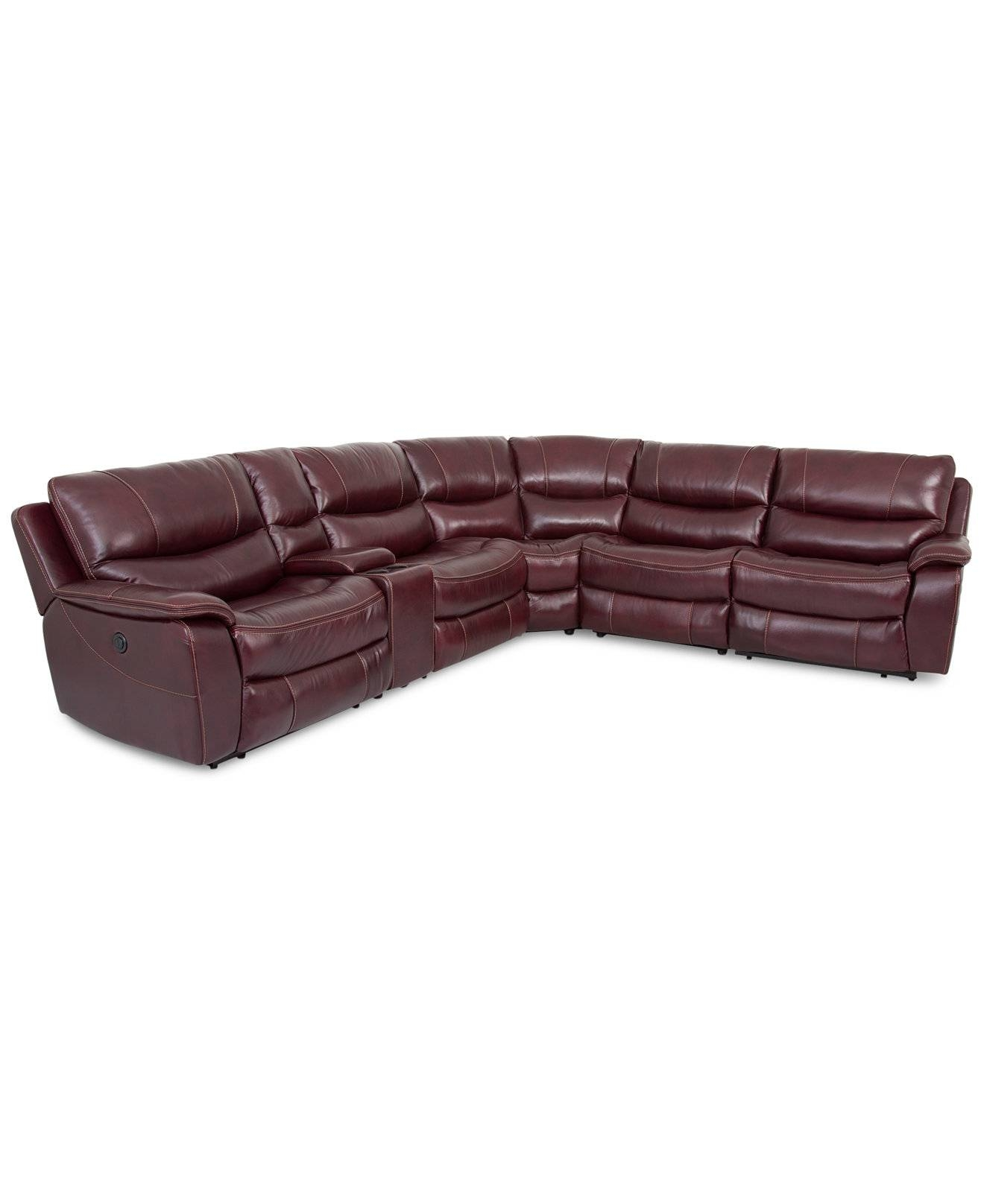 Sofas Center : Impressive Macys Leather Sofa Image Ideas Sofas For inside Leather Motion Sectional Sofa (Image 21 of 25)