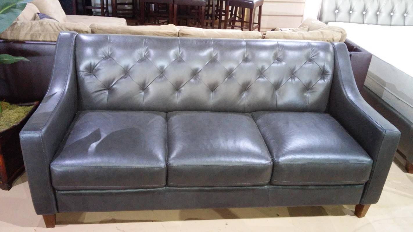 25 Best Macys Leather Sofas Sectionals
