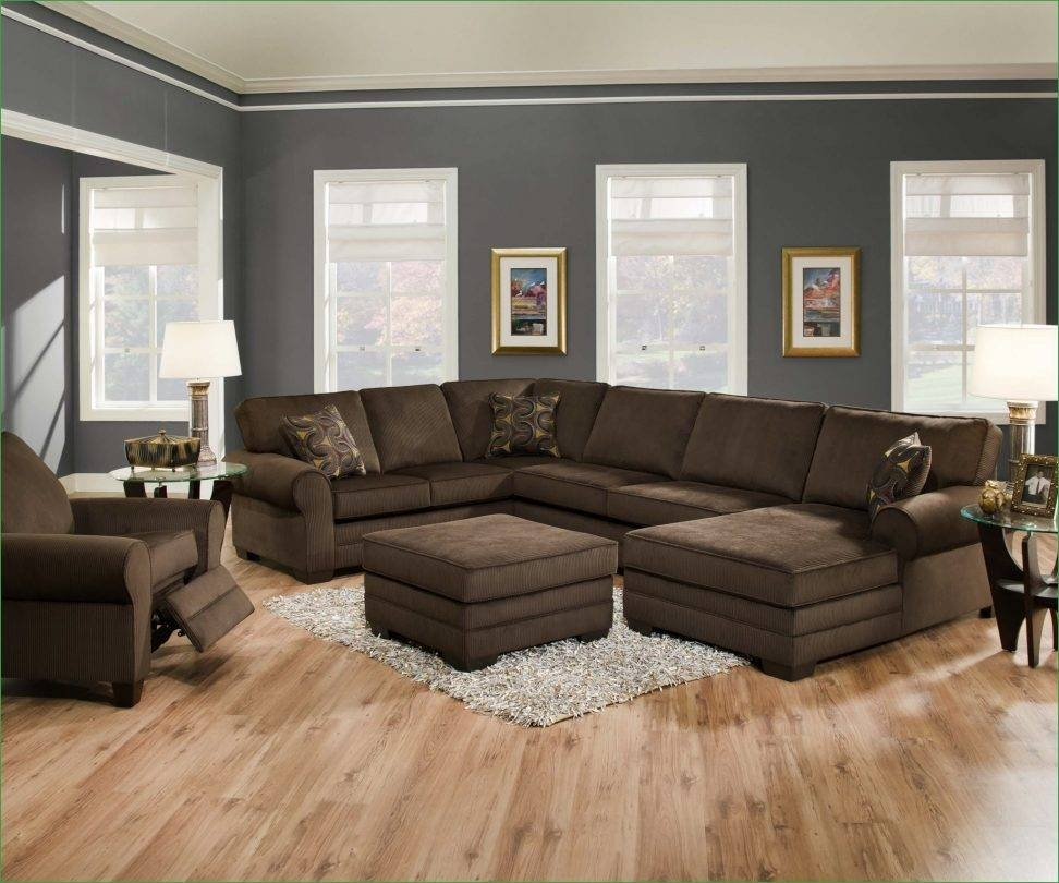Sofas Center : Large Sectional Sofa With Ottoman Extra Leather With Regard To Sectional Sofa With Large Ottoman (View 22 of 30)