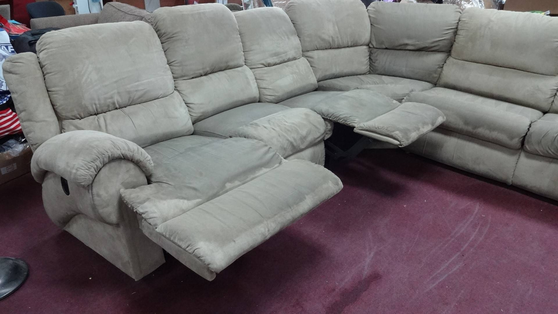 Sofas Center : Lazy Boy Sectional Sleeper Sofa Cleanupflorida Com intended for Lazyboy Sectional Sofas (Image 22 of 25)