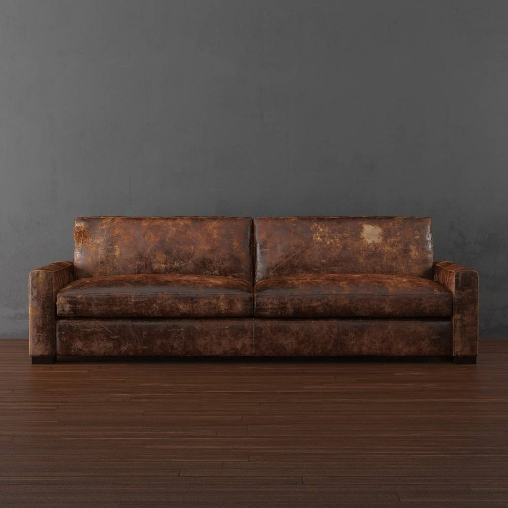 Sofas Center : Leather Sleeper Sofa Max Restoration Hardware intended for Craigslist Sleeper Sofa (Image 22 of 30)