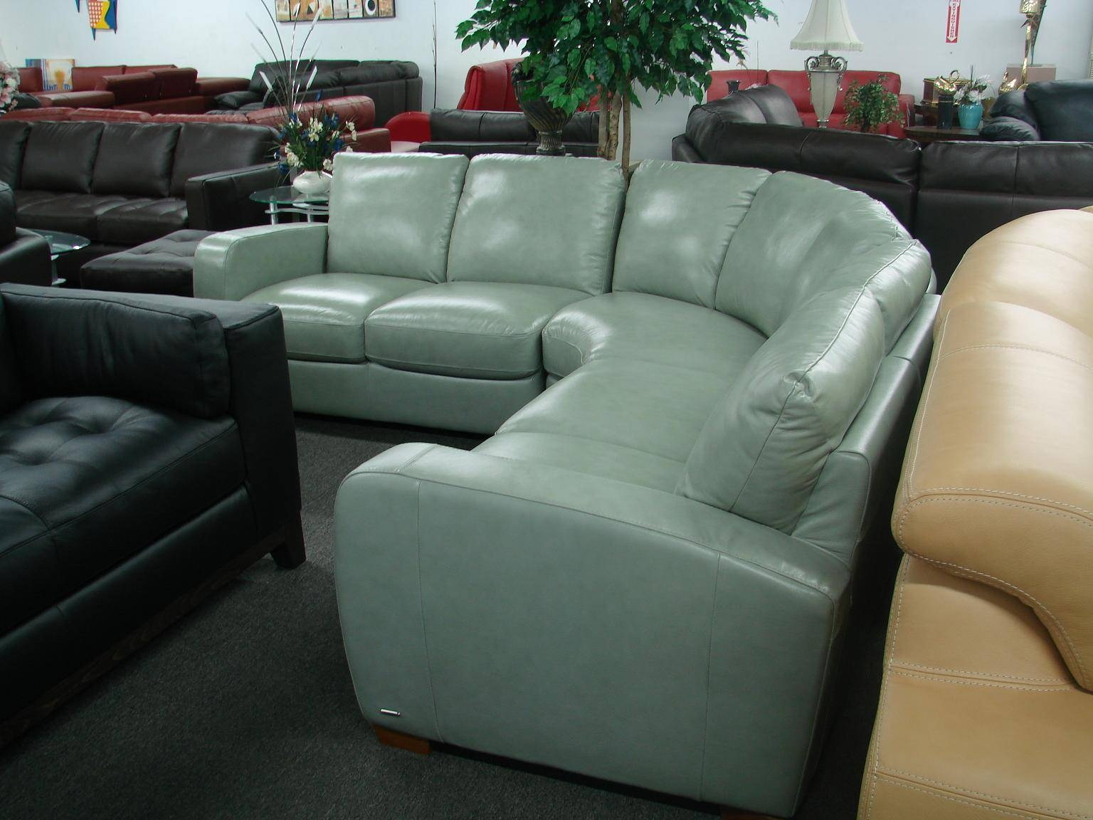 Sofas Center : Leather Sofas On Sale For Home Custom Sofa Design regarding Leather Sofa Sectionals for Sale (Image 23 of 30)