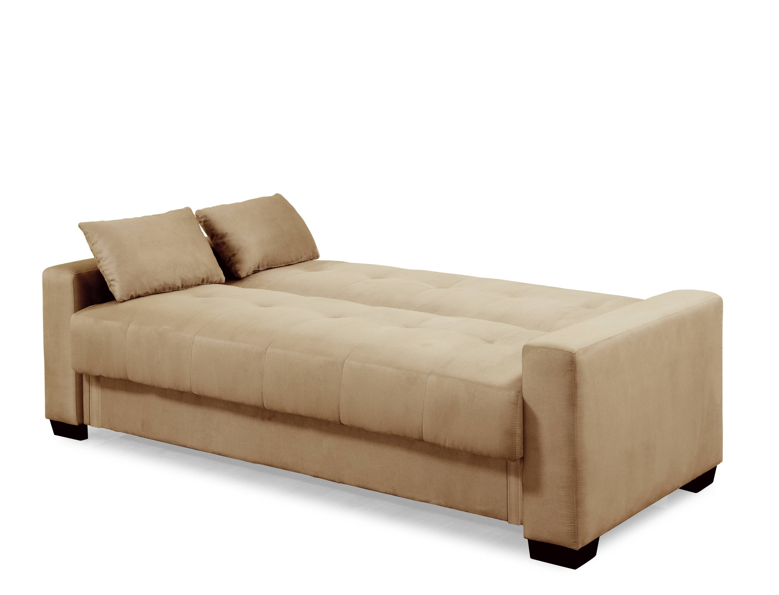 Sofas Center : Lima S Best Brown 4Ertible Sectional Sofa With regarding Sofa Beds With Storages (Image 27 of 30)