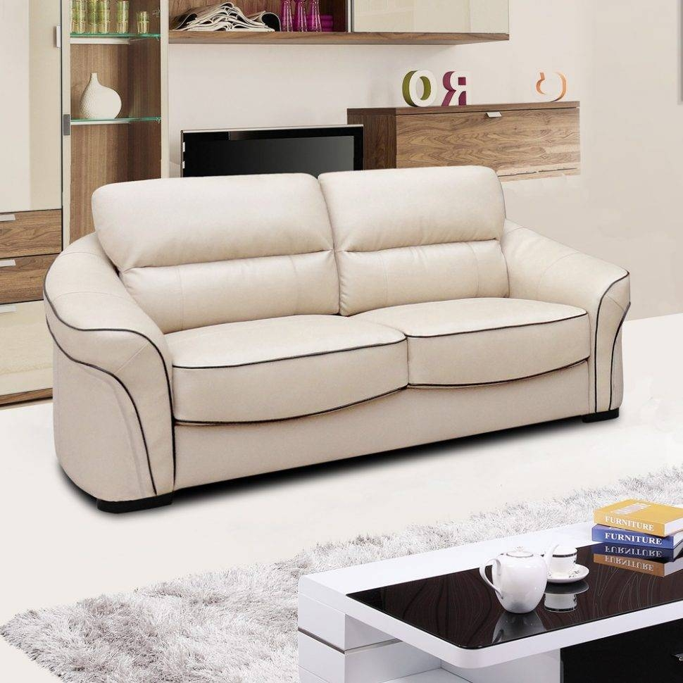 Sofas Center : Living Room Set Ivory Leather Sofa Loveseat And Within Ivory Leather Sofas (View 23 of 30)