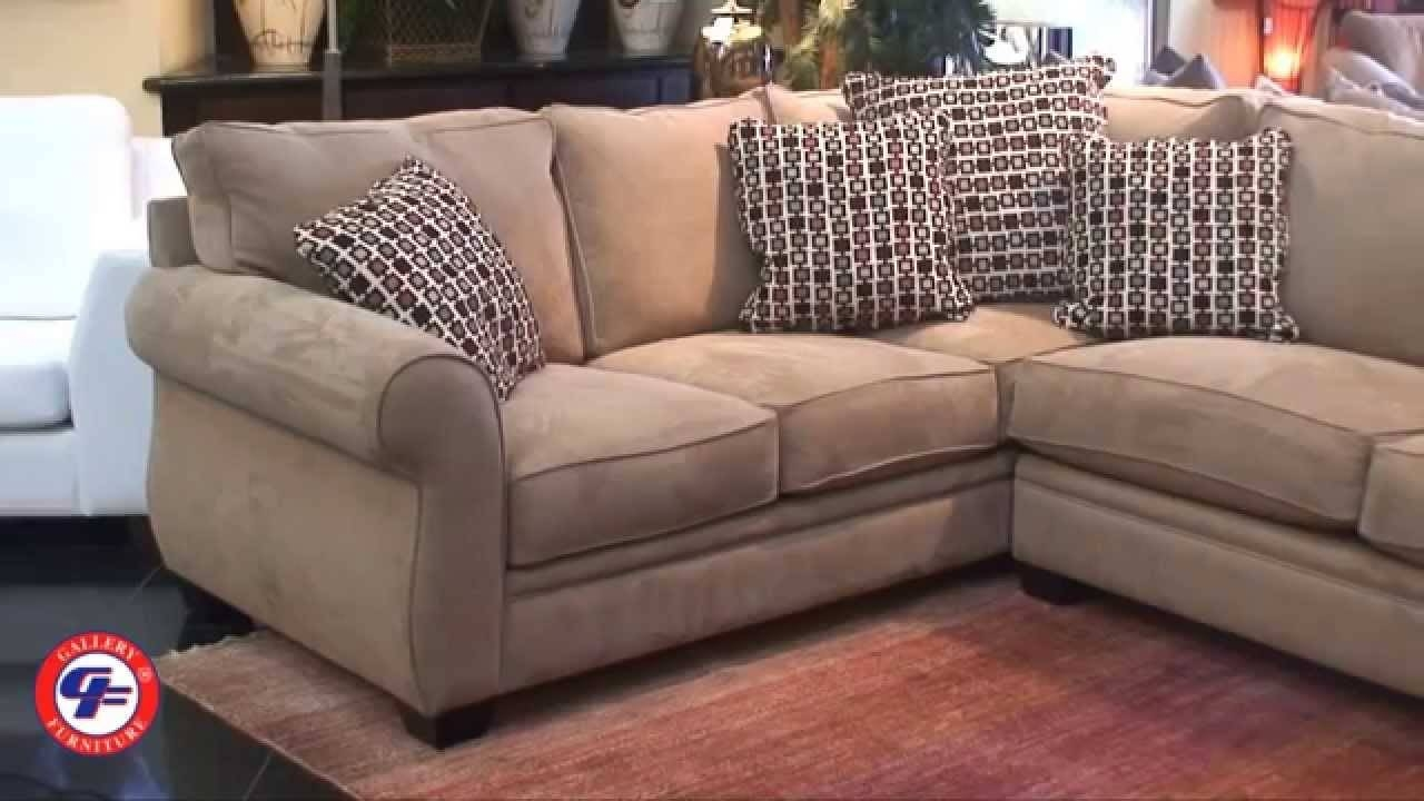 Sofas Center : Maxresdefault Dreaded Broyhill Sectional Sofa pertaining to Broyhill Sectional Sofas (Image 26 of 30)