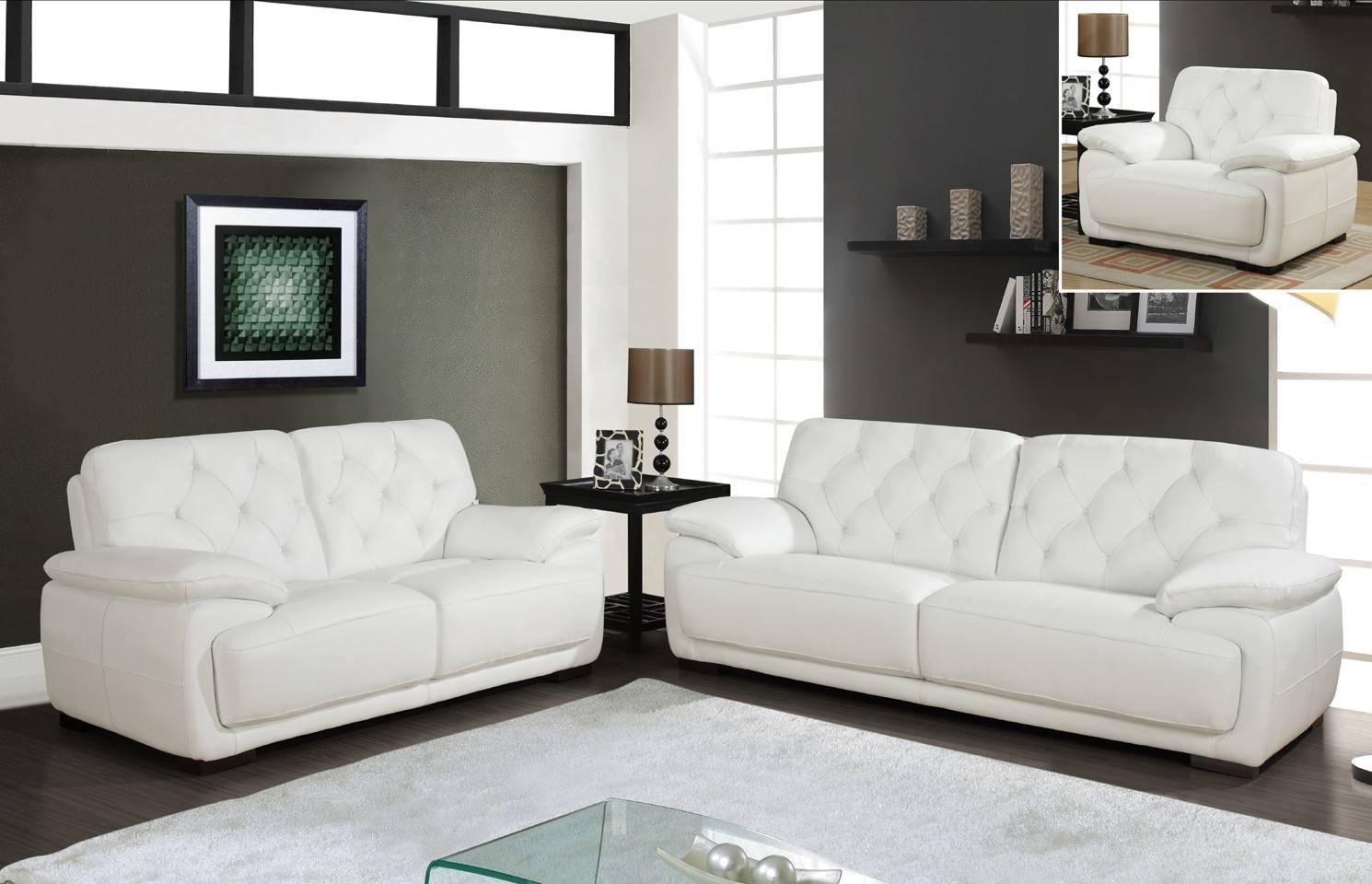 Sofas Center : Maxresdefault Leather Whitea Amazing Images within Off White Leather Sofa and Loveseat (Image 22 of 30)
