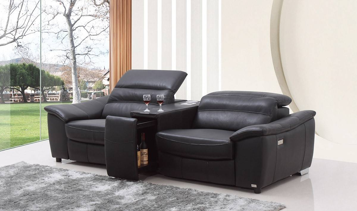 Sofas Center : Modern Looking Reclining Sofas Amazing Contemporary in Modern Reclining Leather Sofas (Image 24 of 30)