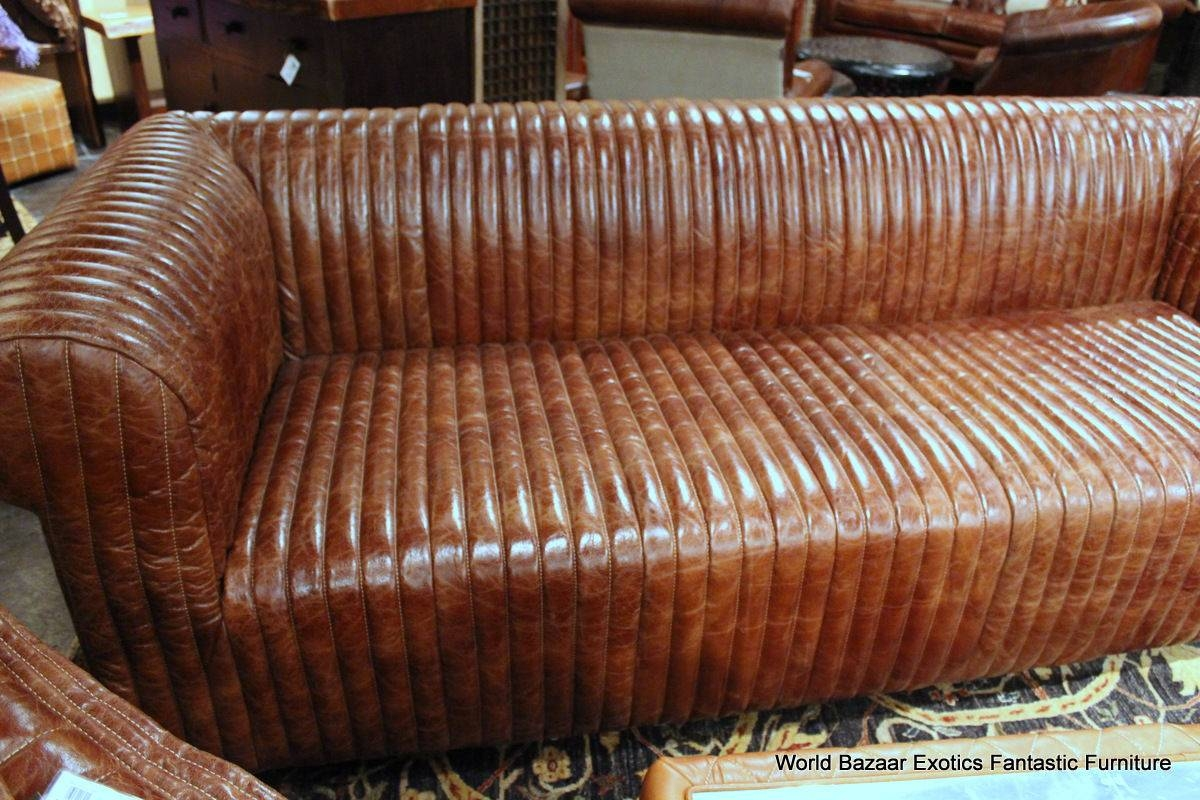 Sofas Center : Novogratz Vintage Tufted Sofa Sleeper Reviews pertaining to Vintage Leather Sofa Beds (Image 17 of 30)