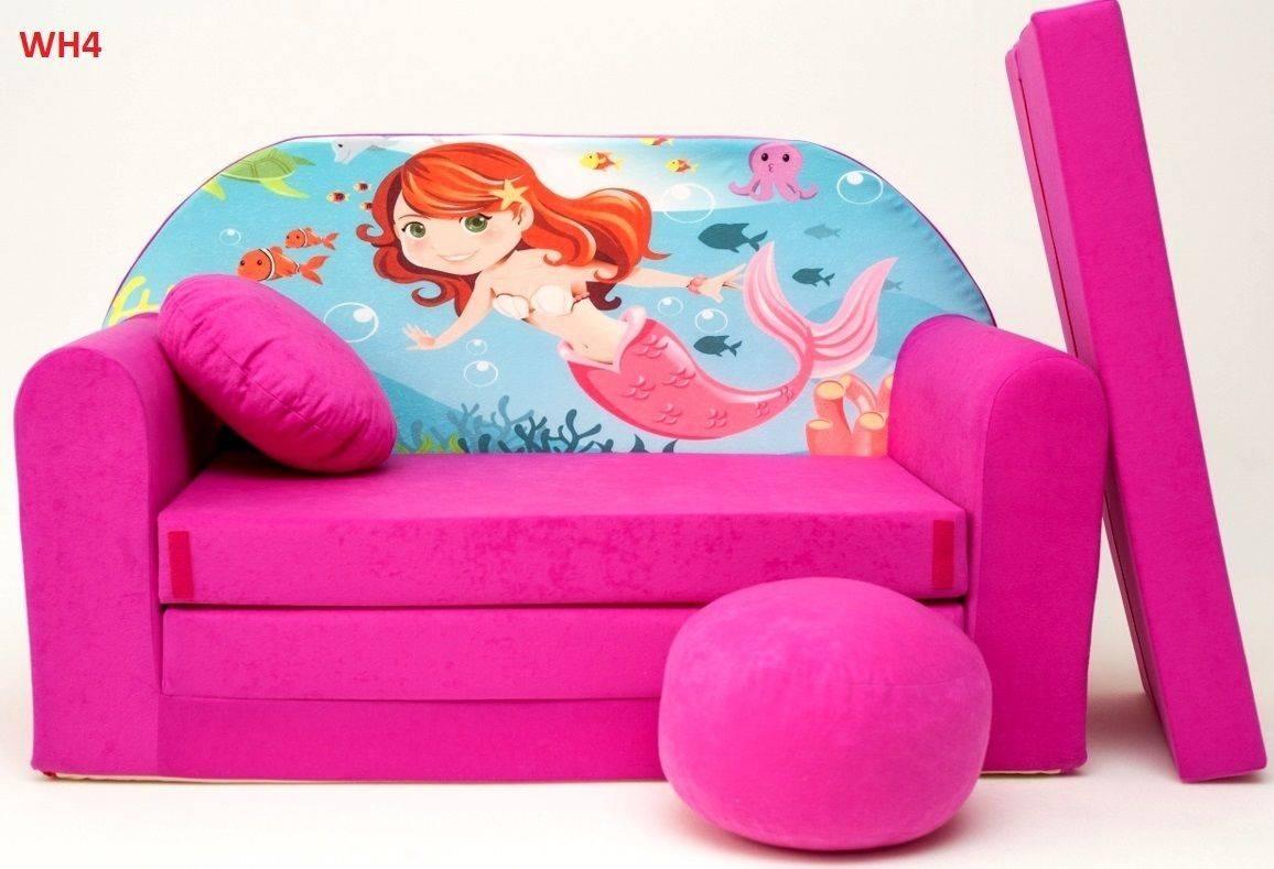 Sofas Center : Ptru1 23867368Enh Z6 Disney Pixar Finding Dory Pertaining To Footstool Pouffe Sofa Folding Bed (Photo 21 of 25)