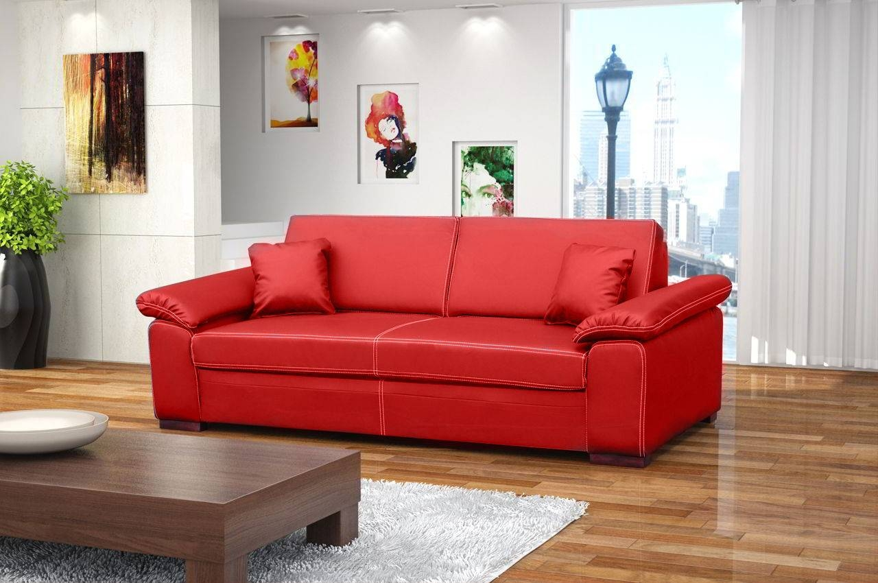 Sofas Center : Red Sofa For Sale Cheap Beds Tufted Bedred Salered with regard to Cheap Red Sofas (Image 27 of 30)