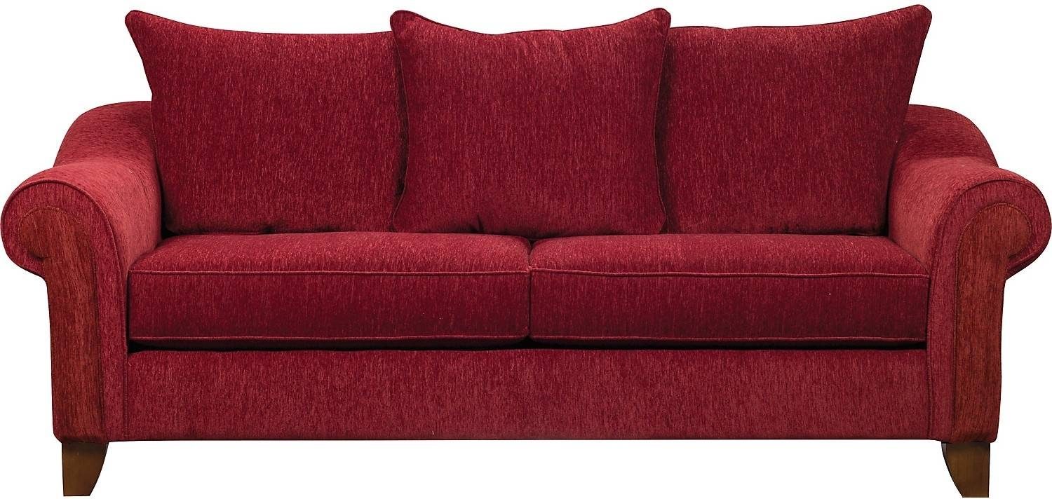 Sofas Center : Remarkable Red Sofa Images Design Best Contemporary pertaining to Cheap Red Sofas (Image 28 of 30)
