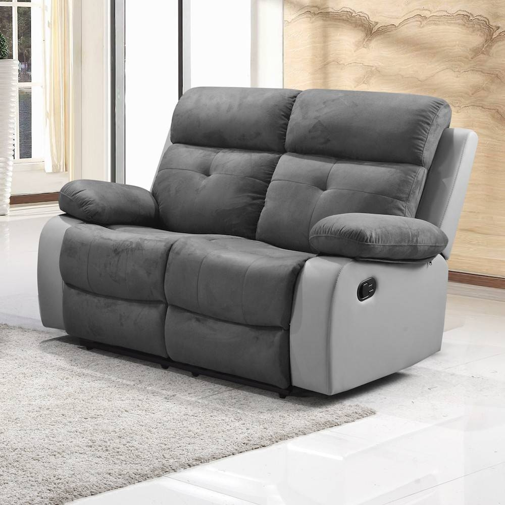 Sofas Center : Seater Leather Recliner Sofa With Two Electric 34 in 2 Seat Recliner Sofas (Image 22 of 30)