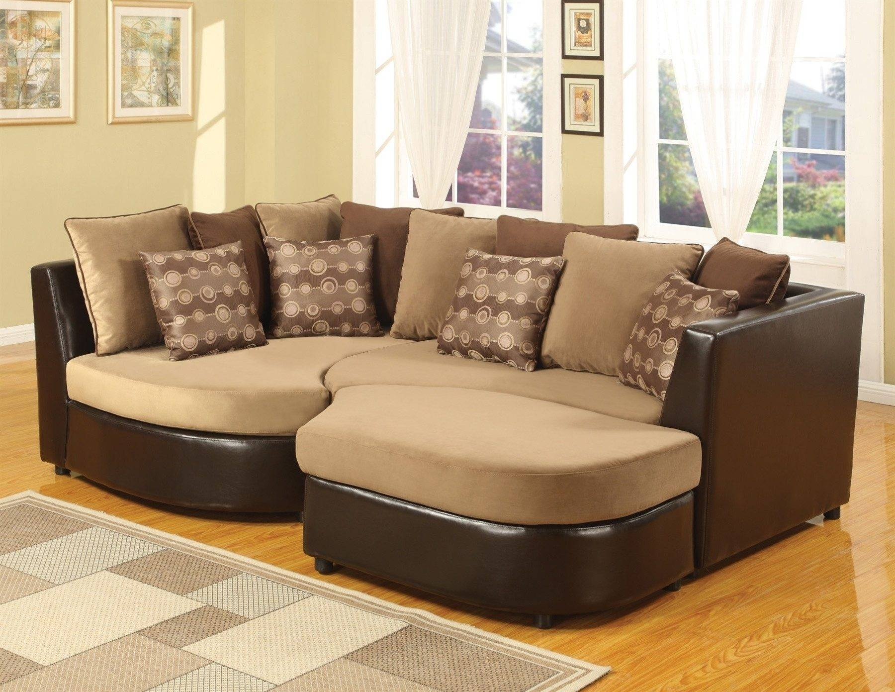 Sofas Center : Sectional Pit Sofa Unusual Images Inspirations with regard to Pit Sofas (Image 27 of 30)