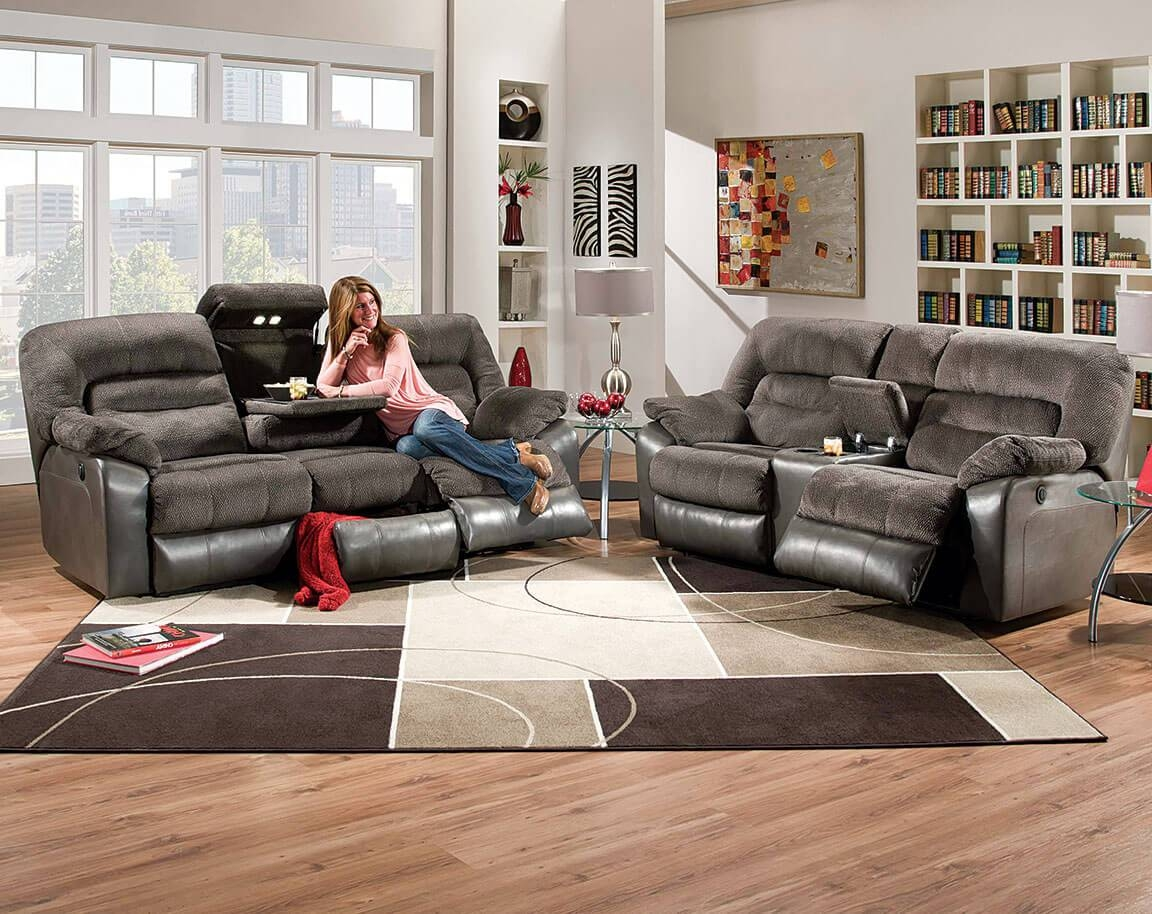 Sofas Center : Simmons Miracle Brown Leather Sectional Furniture within Simmons Sectional Sofas (Image 26 of 30)