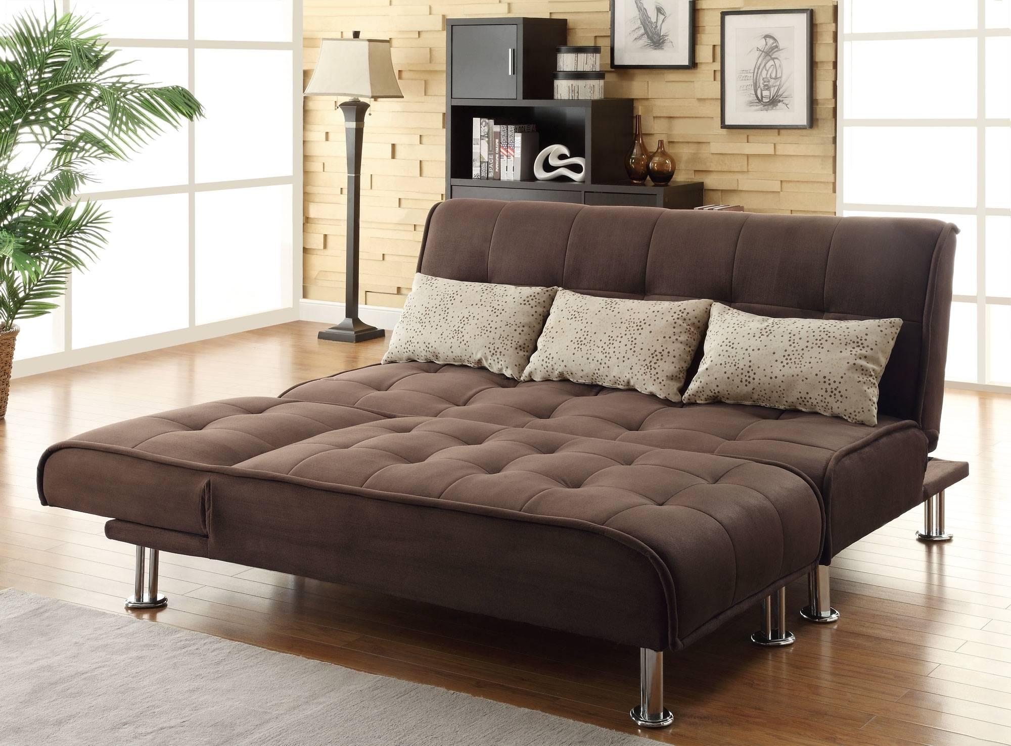 Sofas Center : Sleeper Sofa With Tempurpedic Mattress throughout King Size Sleeper Sofa Sectional (Image 23 of 30)