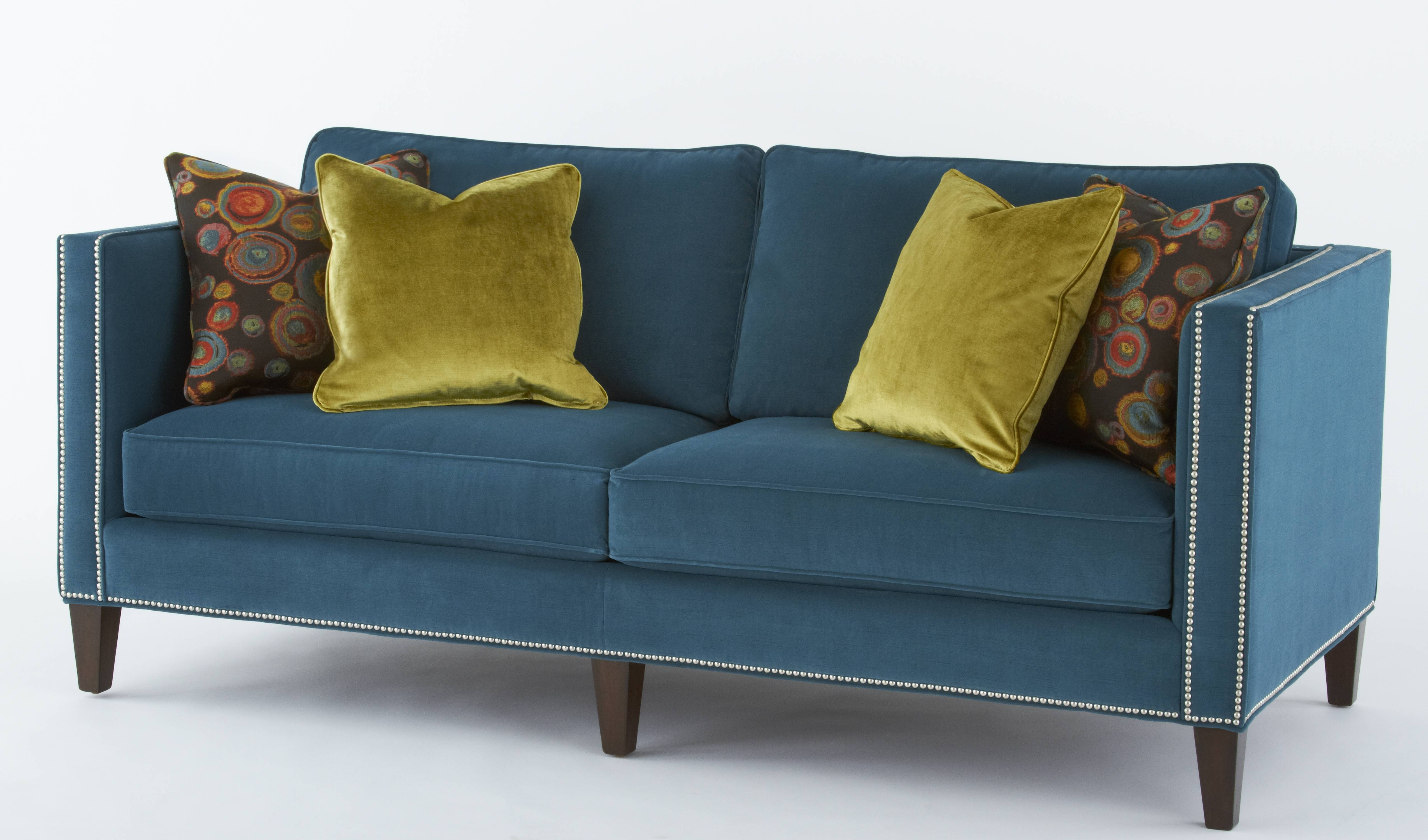 Sofas Center : Sofa Sale Great Offers On Chesterfield Sofas And with Blue Sofa Chairs (Image 27 of 30)