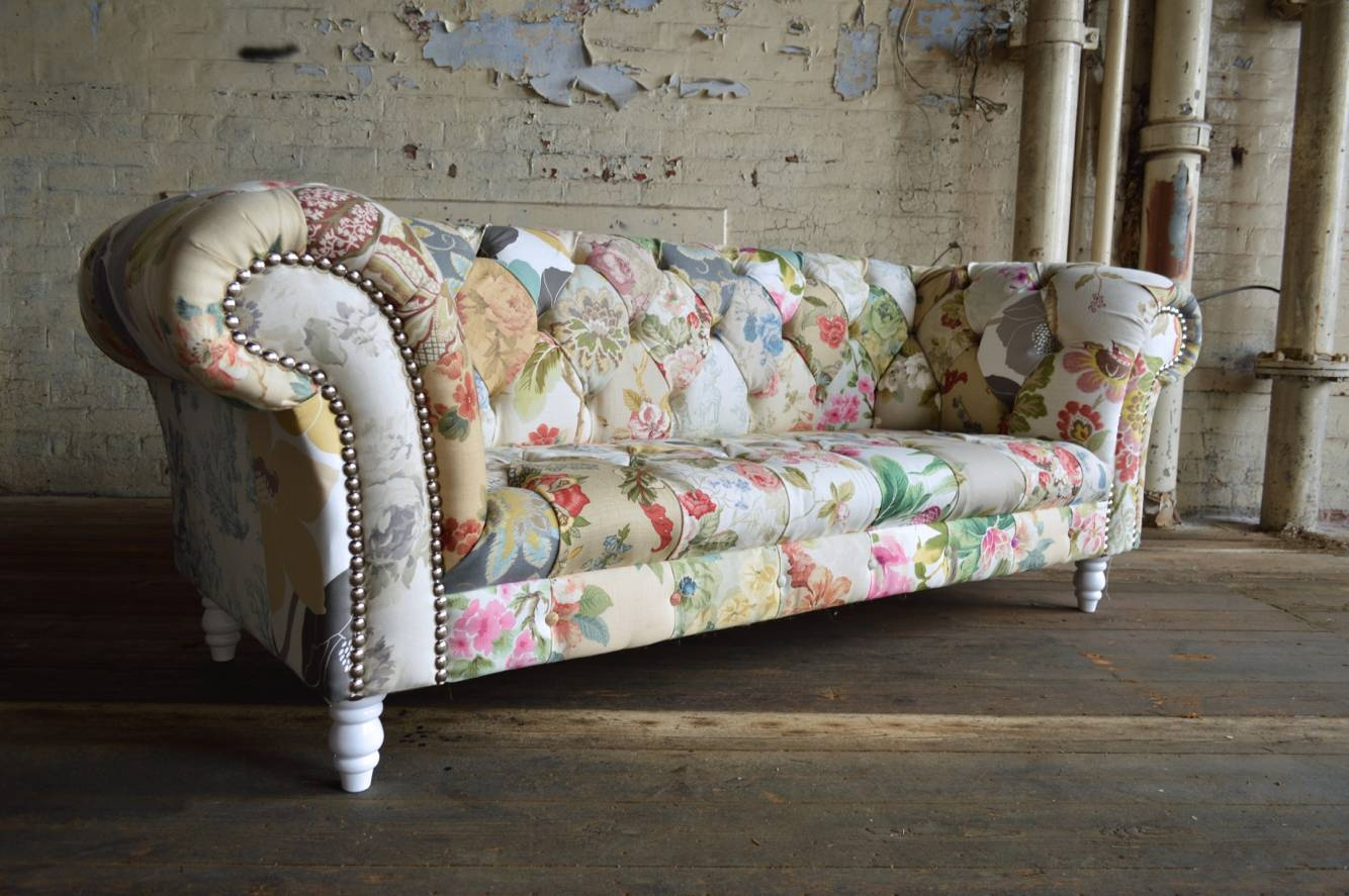 Sofas Center : Sofa Slipcover Etsy Shabby Chic Slipcovers Donna for Etsy Sofas (Image 23 of 30)
