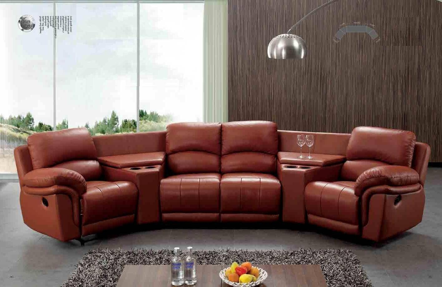 Sofas Center : Sofas Center Unusual Two Seater Reclinerfa Picture in Leather and Material Sofas (Image 29 of 30)