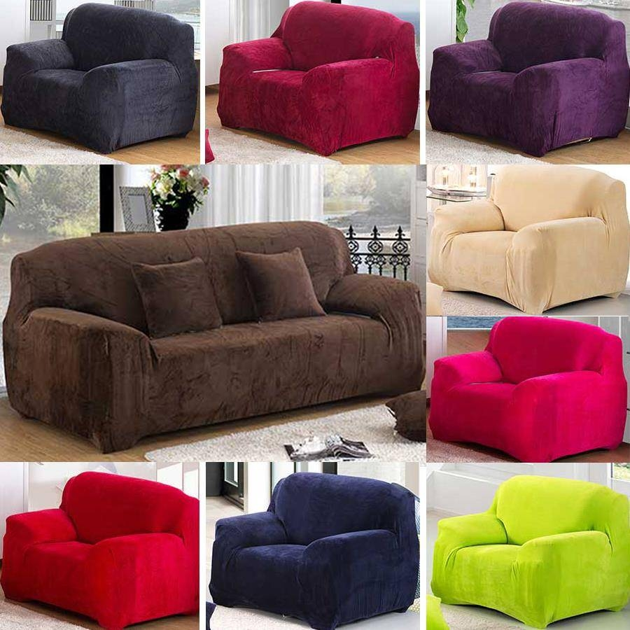 Sofas Center : Spandex Stretch Sofa Cover Big Elasticity Couch with regard to Sofa With Washable Covers (Image 28 of 30)