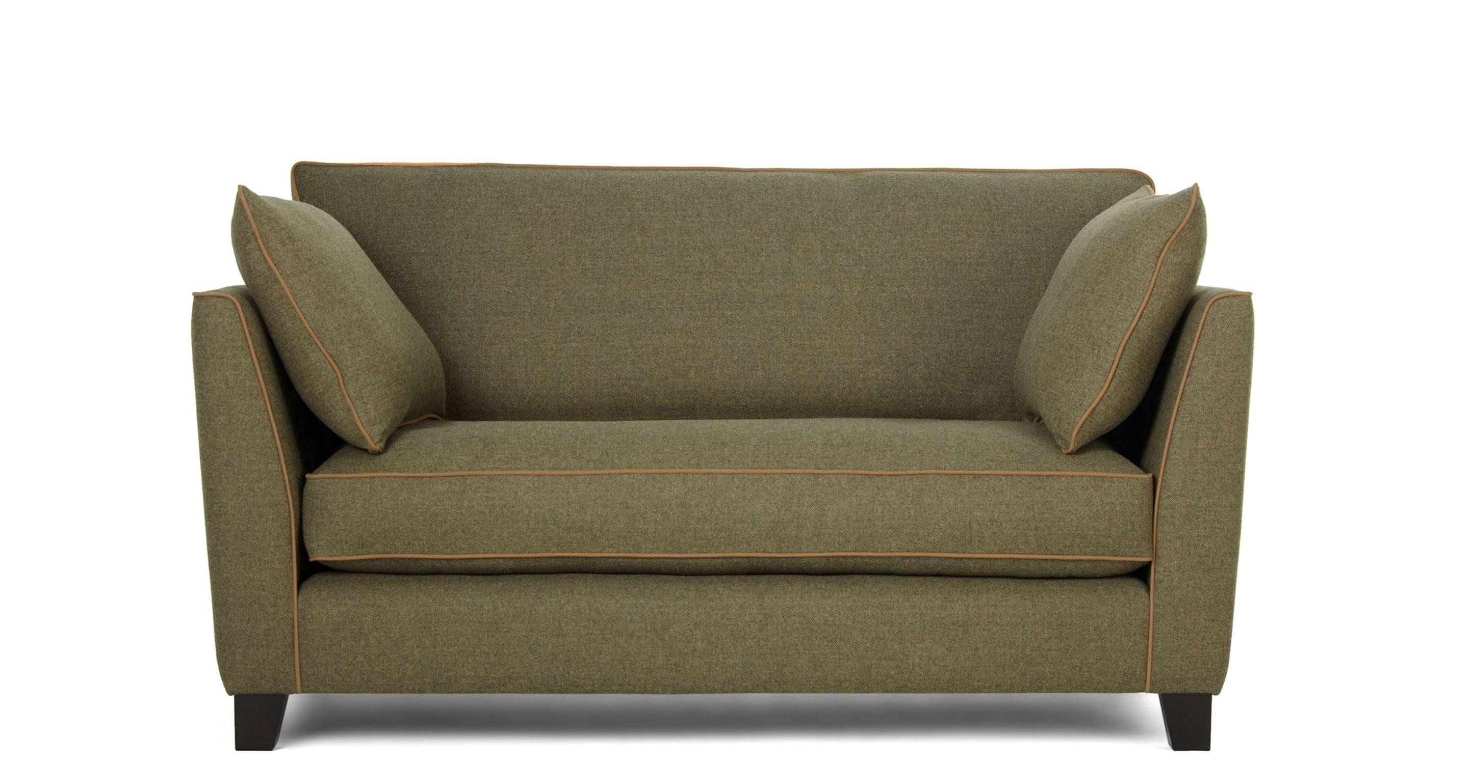 Sofas Center : Stupendous Small Seater Sofa Image Concept Sofas pertaining to Small 2 Seater Sofas (Image 29 of 30)