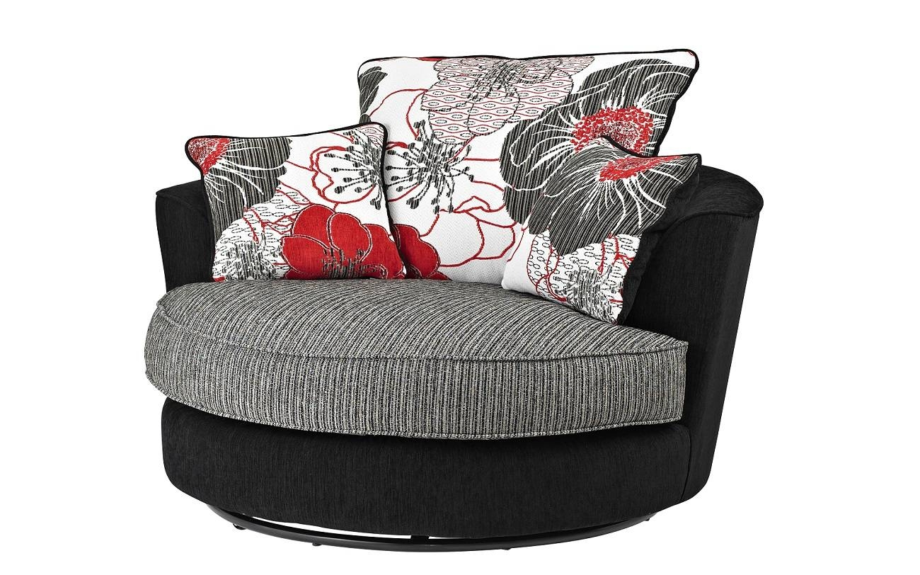 Sofas Center : Swivel Sofa Chair Trend For Contemporary in Spinning Sofa Chairs (Image 27 of 30)