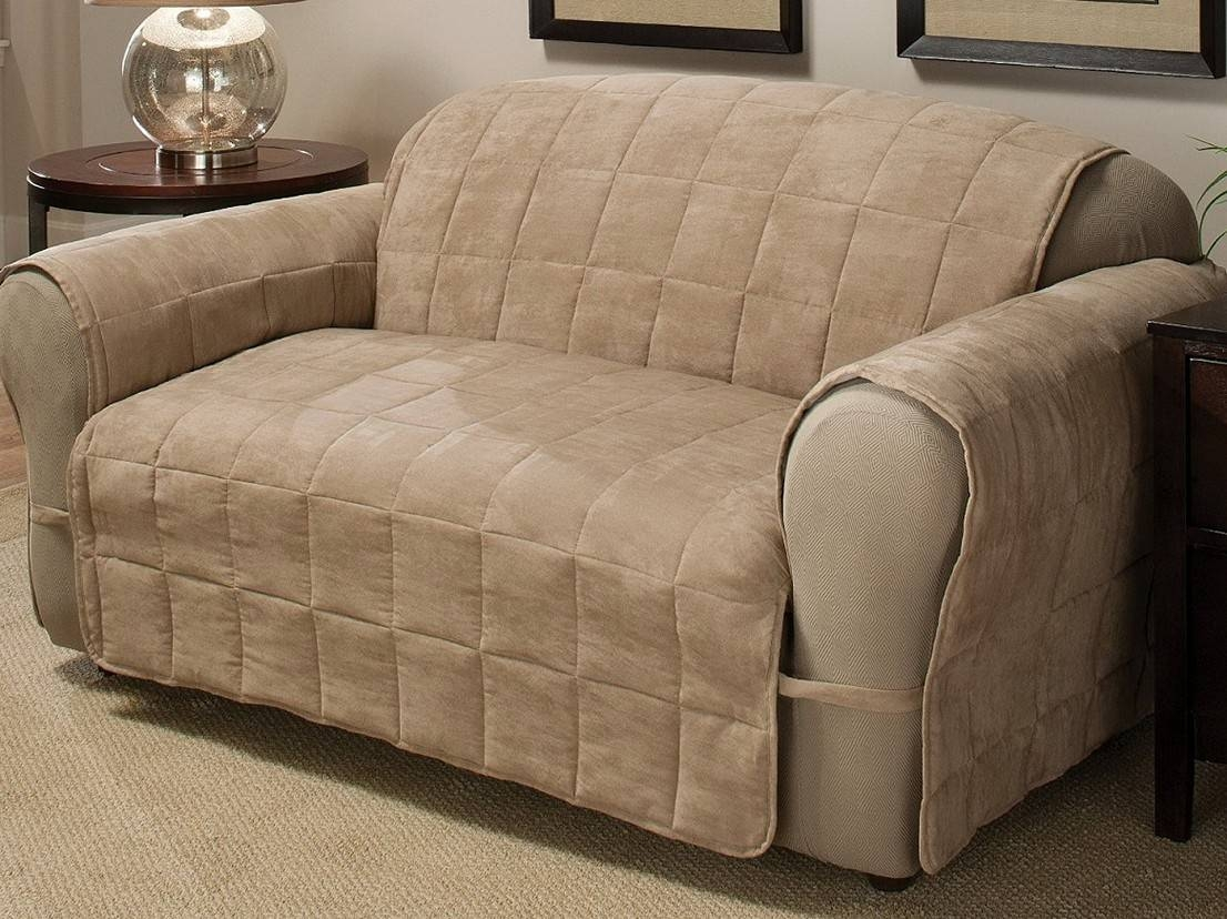 Sofas Center : Target Sofa Covers Venice Fl Slipcovers Black inside Slipcover for Leather Sofas (Image 24 of 30)