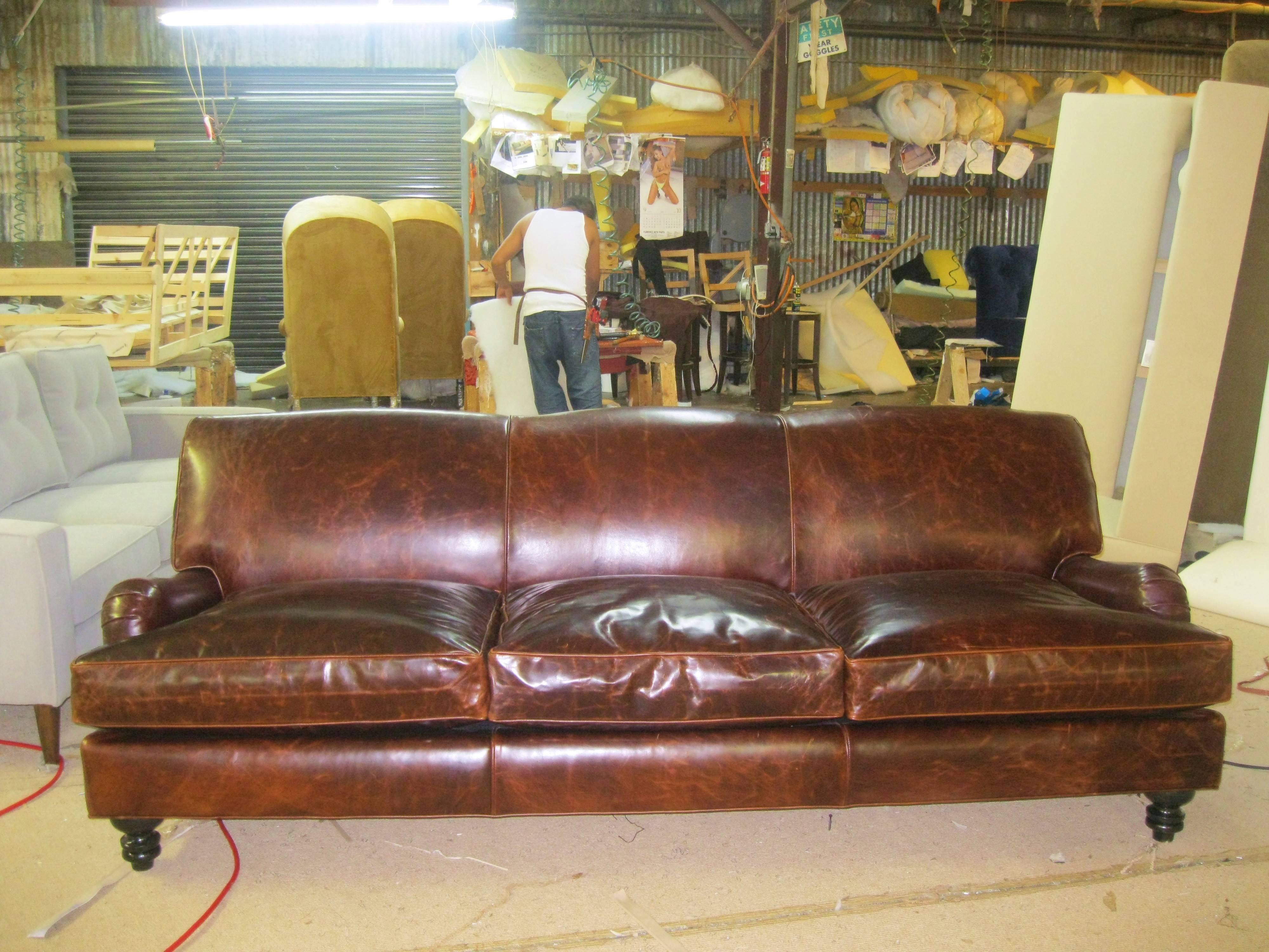 Sofas Center : Unbelievablefa With Chaise Images Concept Cover For throughout Craftsman Sectional Sofa (Image 29 of 30)