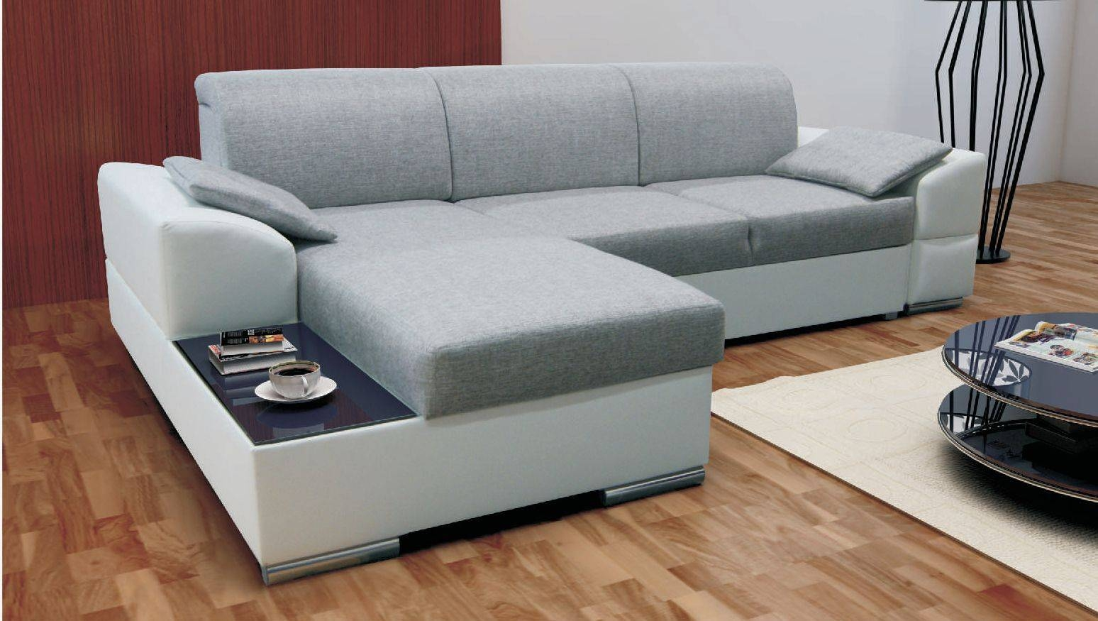 Sofas Center : Unusual Corner Sofa Withrage Picture Design Large Within Corner Sofa Bed With Storage Ikea (View 27 of 30)