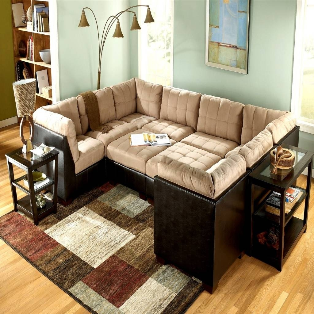 Sofas Center : Unusual Sectional Pit Sofa Images Inspirations with Pit Sofas (Image 28 of 30)