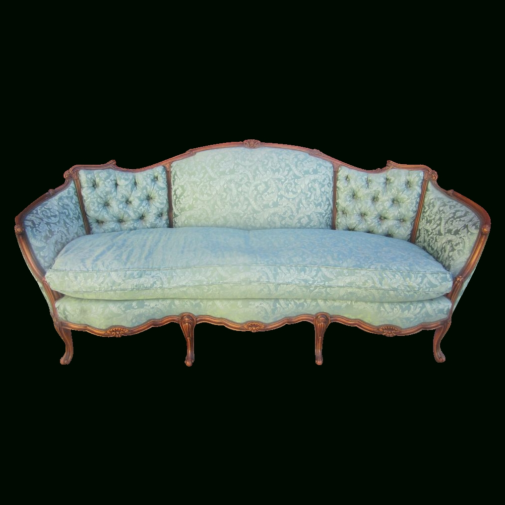 Sofas Center : Vintage Couch With Three Seating Newknowledgebase within Vintage Sofa Styles (Image 21 of 30)