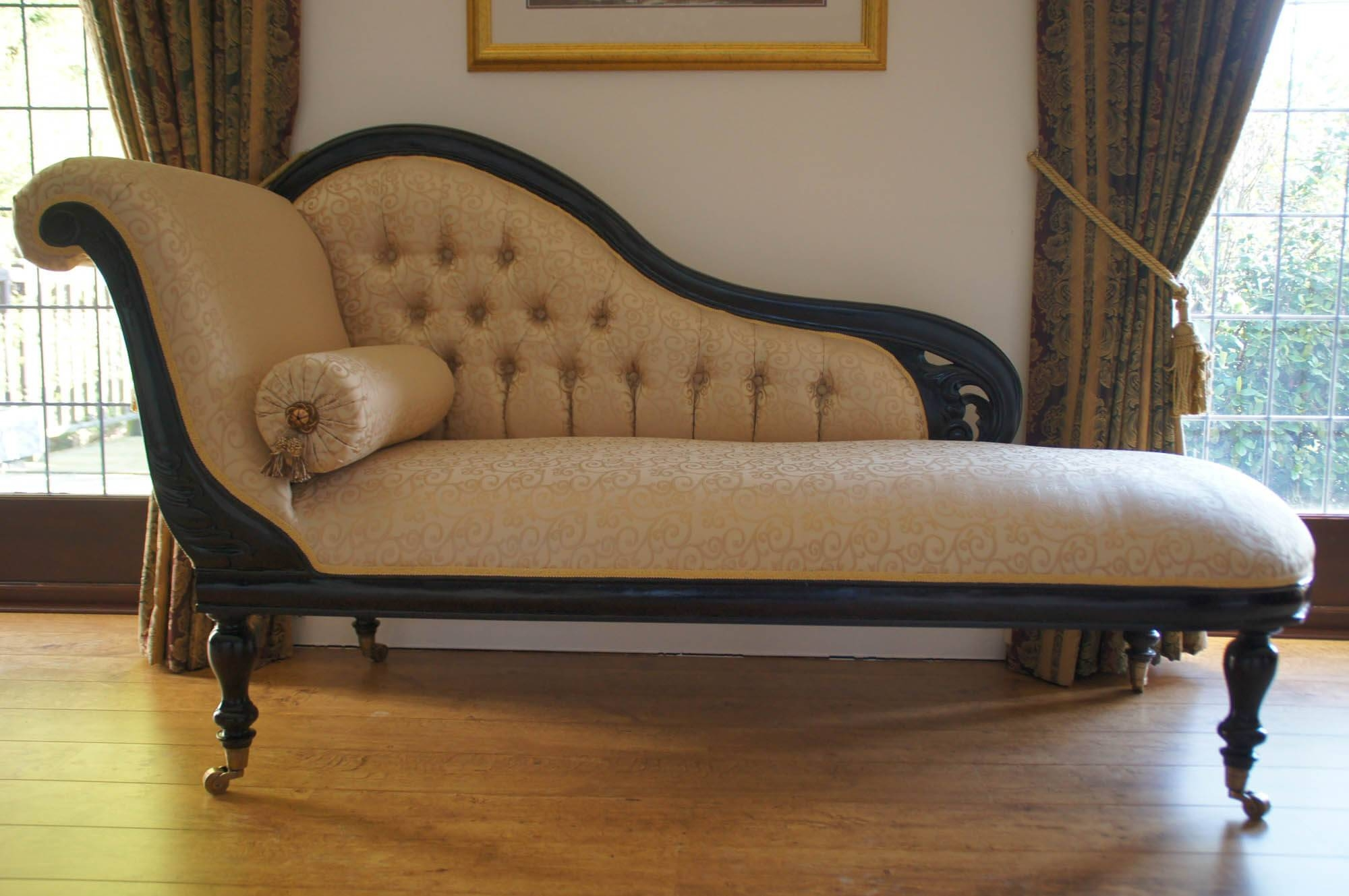 Sofas, Chesterfield & Club Chair Primer — Gentleman's Gazette throughout Sofas With Chaise Longue (Image 28 of 30)