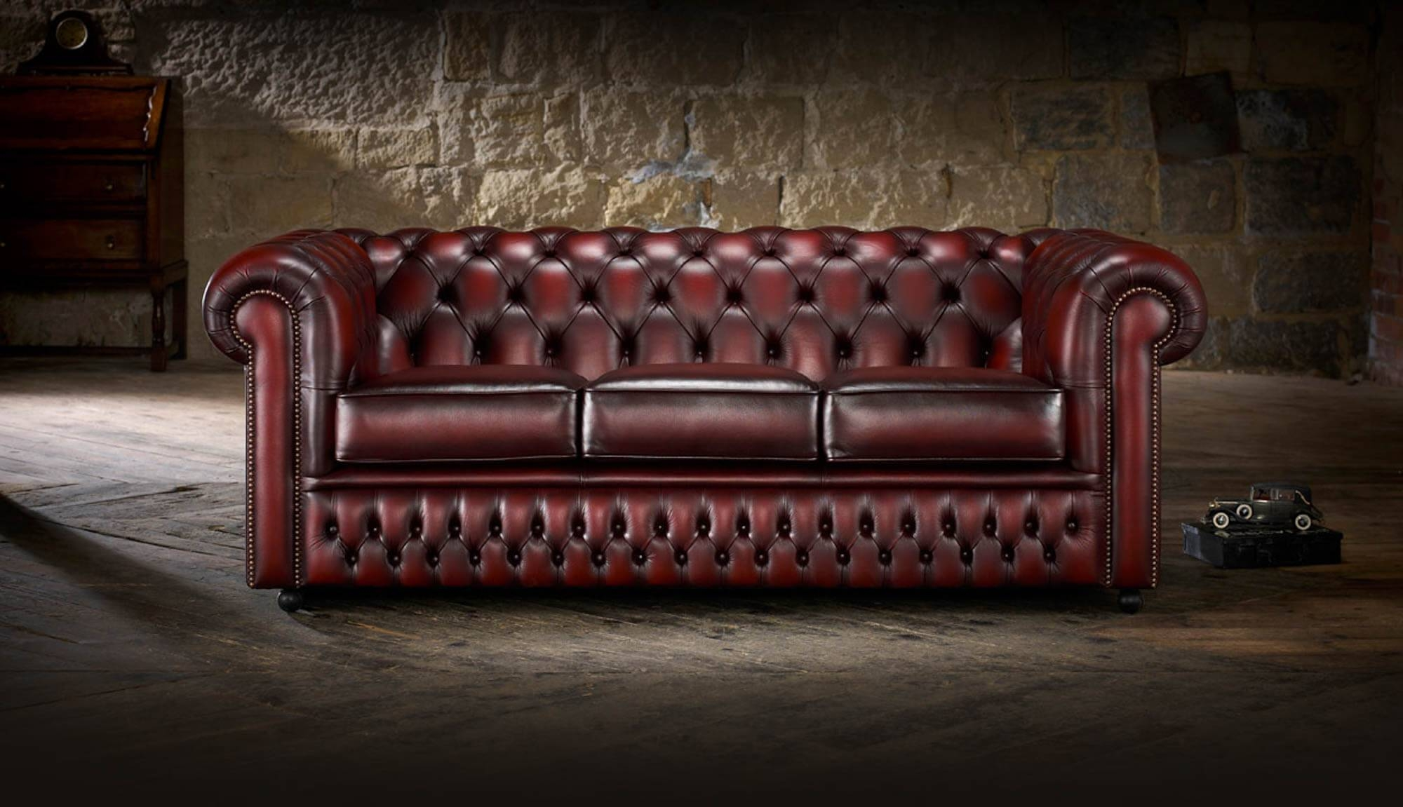 Sofas, Chesterfield & Club Chair Primer — Gentleman's Gazette within Small Chesterfield Sofas (Image 22 of 30)