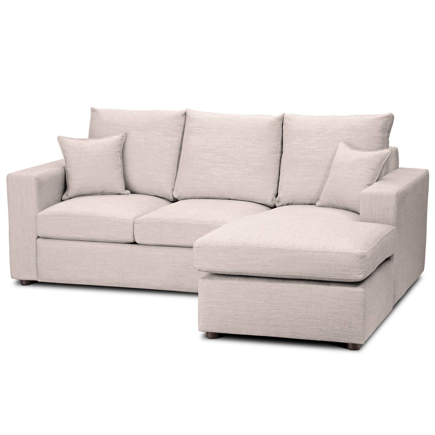 Sofas: Classic Meets Contemporary Chaise Sofa Bed For Ideal Living Pertaining To Cushion Sofa Beds (View 27 of 30)