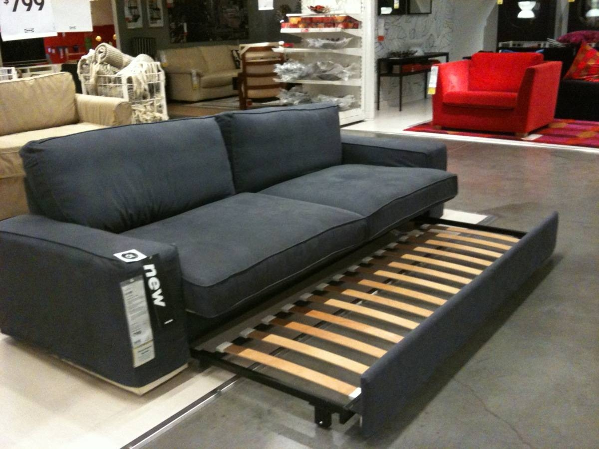 Sofas: Ikea Couch Bed With Cool Style To Match Your Space inside Cool Sofa Beds (Image 25 of 30)