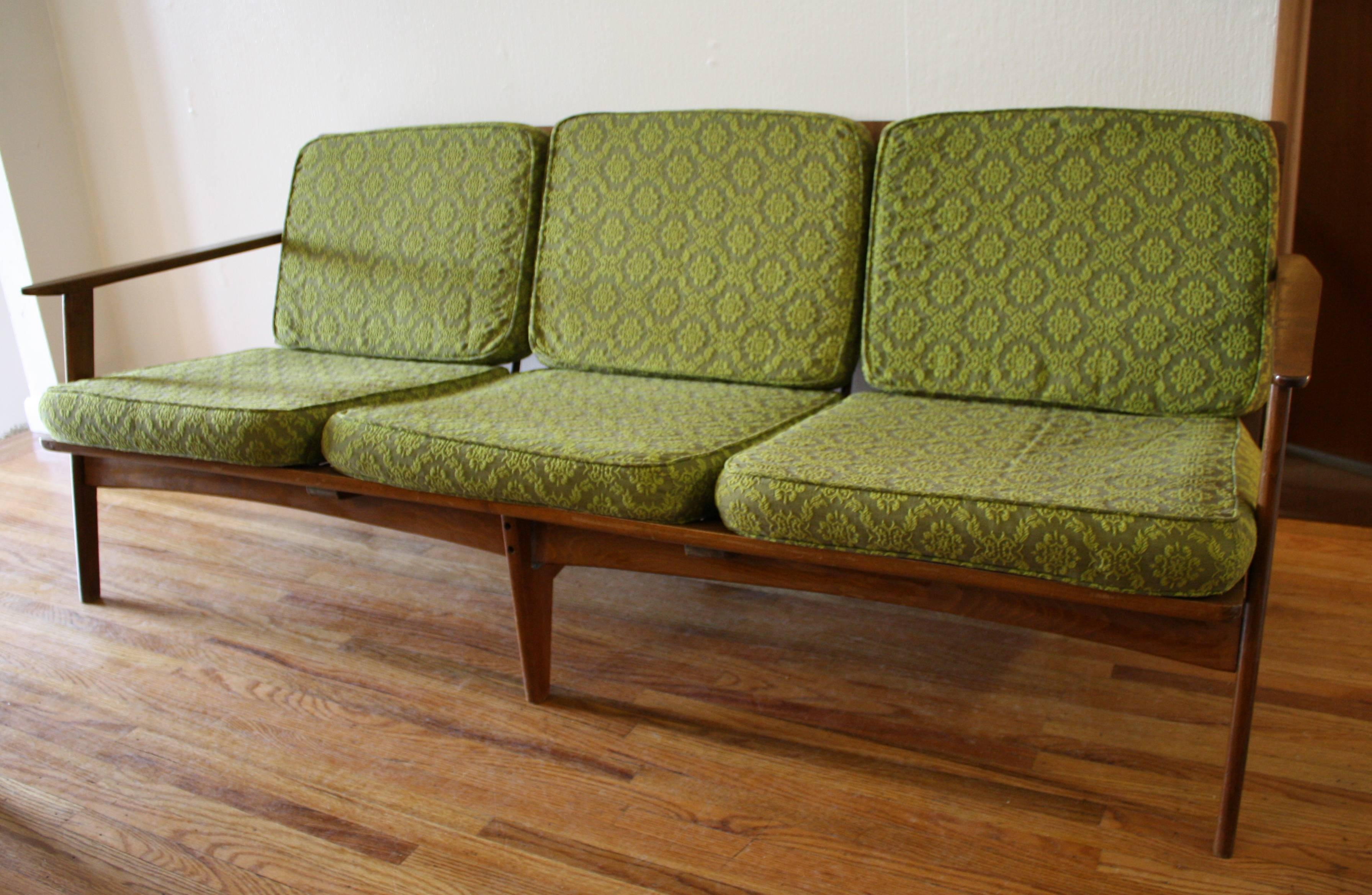 Sofas: Mid Century Sofas For Luxury Living Room Sofa Design for Leather Bench Sofas (Image 25 of 30)