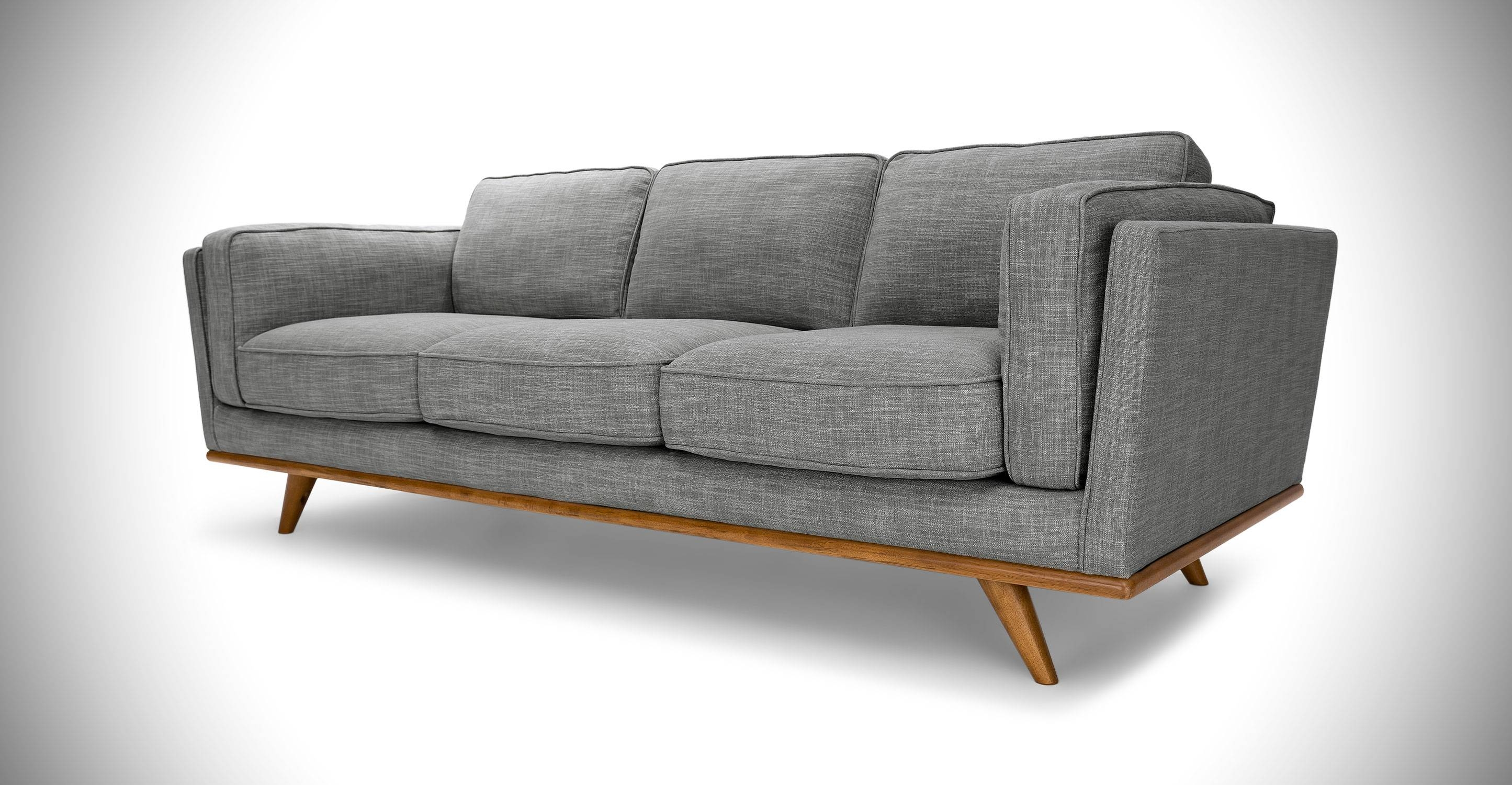 Sofas: Mid Century Sofas For Luxury Living Room Sofa Design inside Mod Sofas (Image 25 of 30)