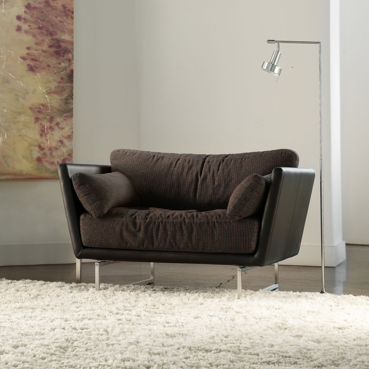 Sofas & Sectionals | Modern Seating | Contemporary Design for Sofas And Sectionals (Image 24 of 30)