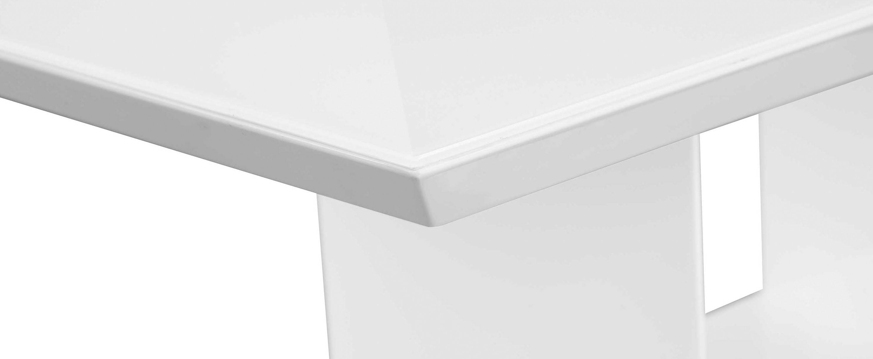Soho - Coffee Table - White High Gloss throughout Soho Coffee Tables (Image 17 of 30)
