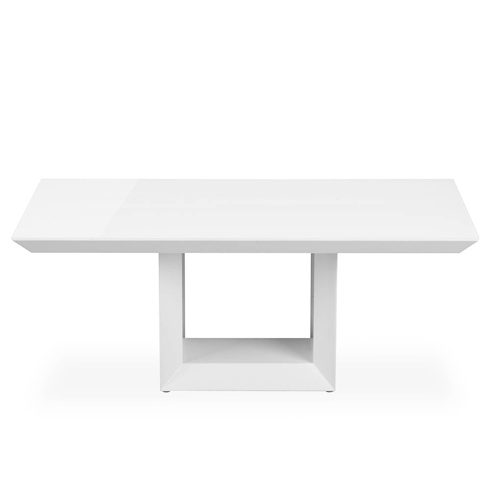 Soho White High Gloss Coffee Table for Soho Coffee Tables (Image 26 of 30)