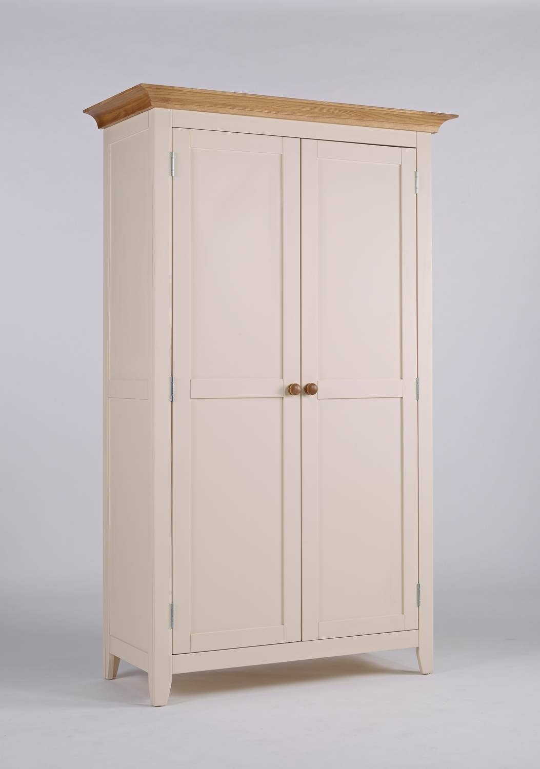 Solid Oak Wardrobes | Painted & Walnut Wardrobes | Free Delivery with regard to Cheap Triple Wardrobes (Image 10 of 15)