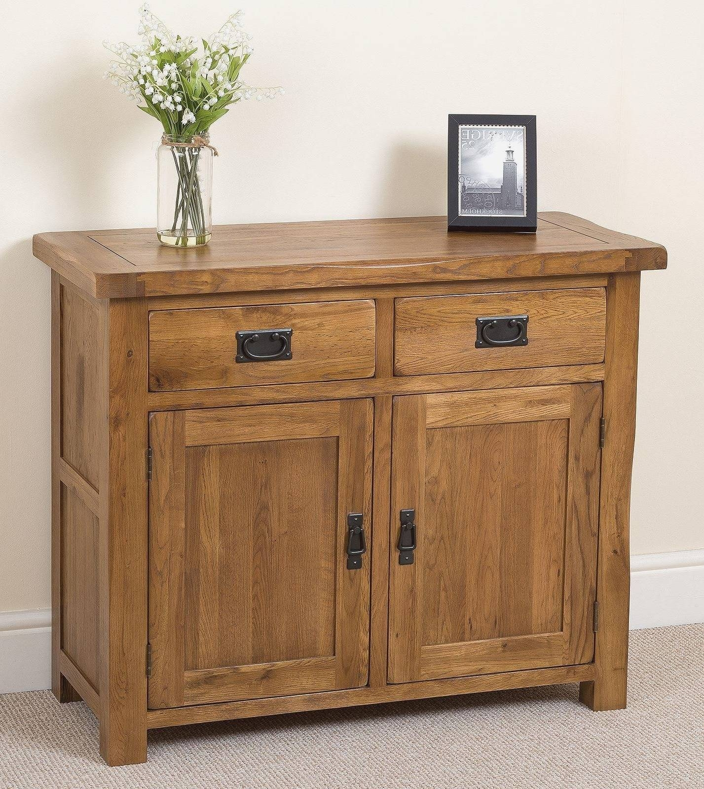 Solid Wood Sideboards And Buffets | Rembun.co in Real Wood Sideboards (Image 25 of 30)