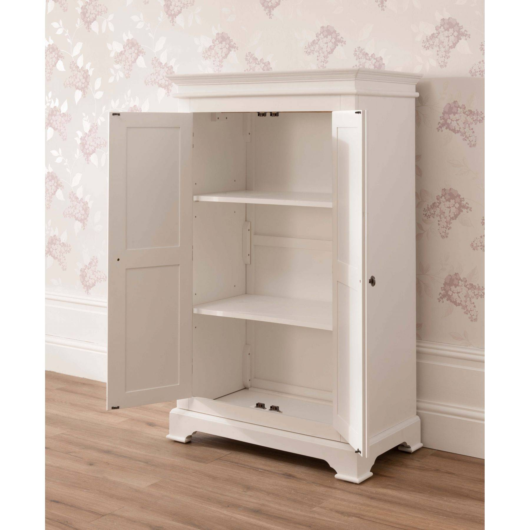 Sophia Kids Shabby Chic Wardrobe Works Wonderful Alongside Our with regard to Shabby Chic Wardrobes (Image 13 of 15)
