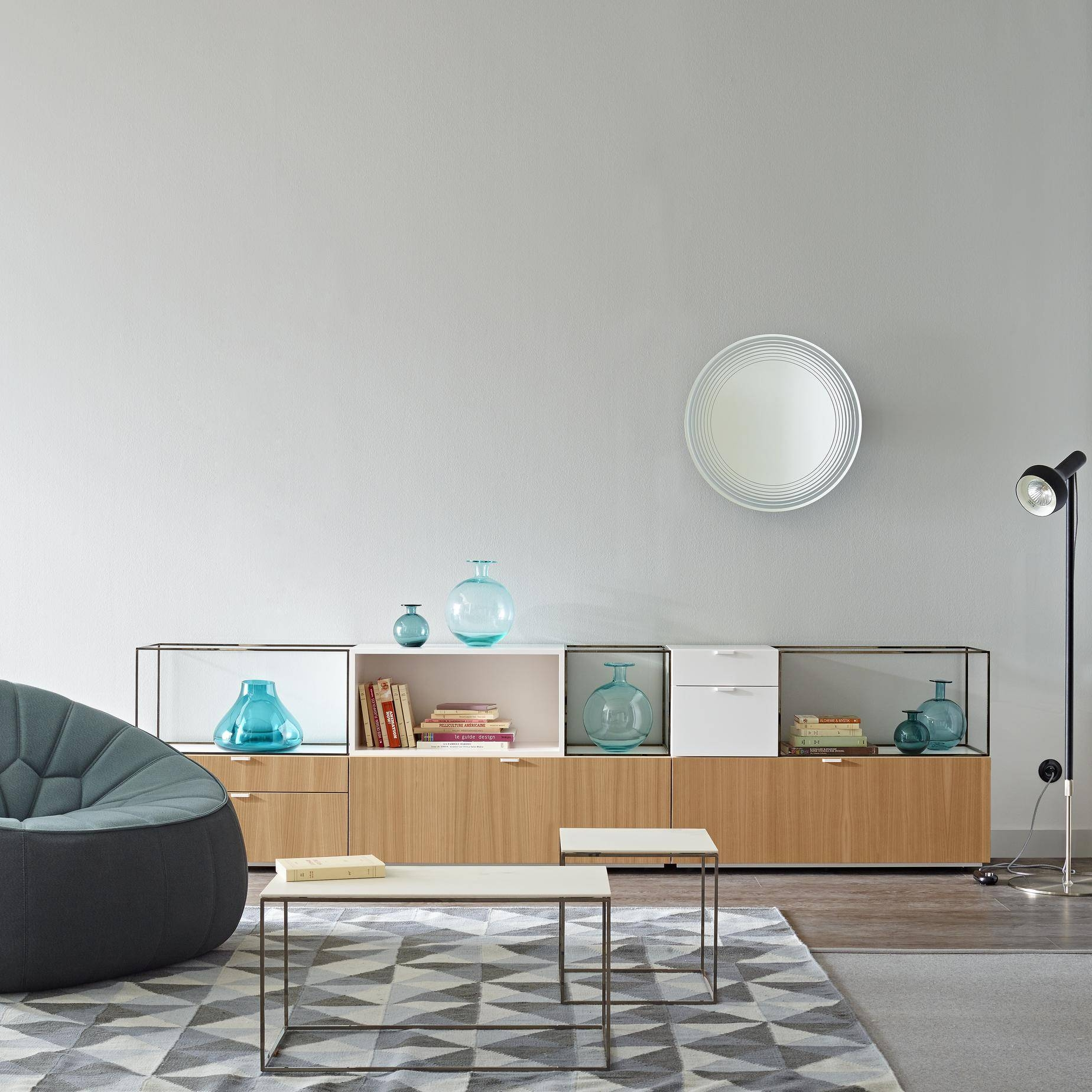 Space, Occasional Tables Designer : Pagnon & Pelhaître | Ligne Roset For Space Coffee Tables (View 27 of 30)