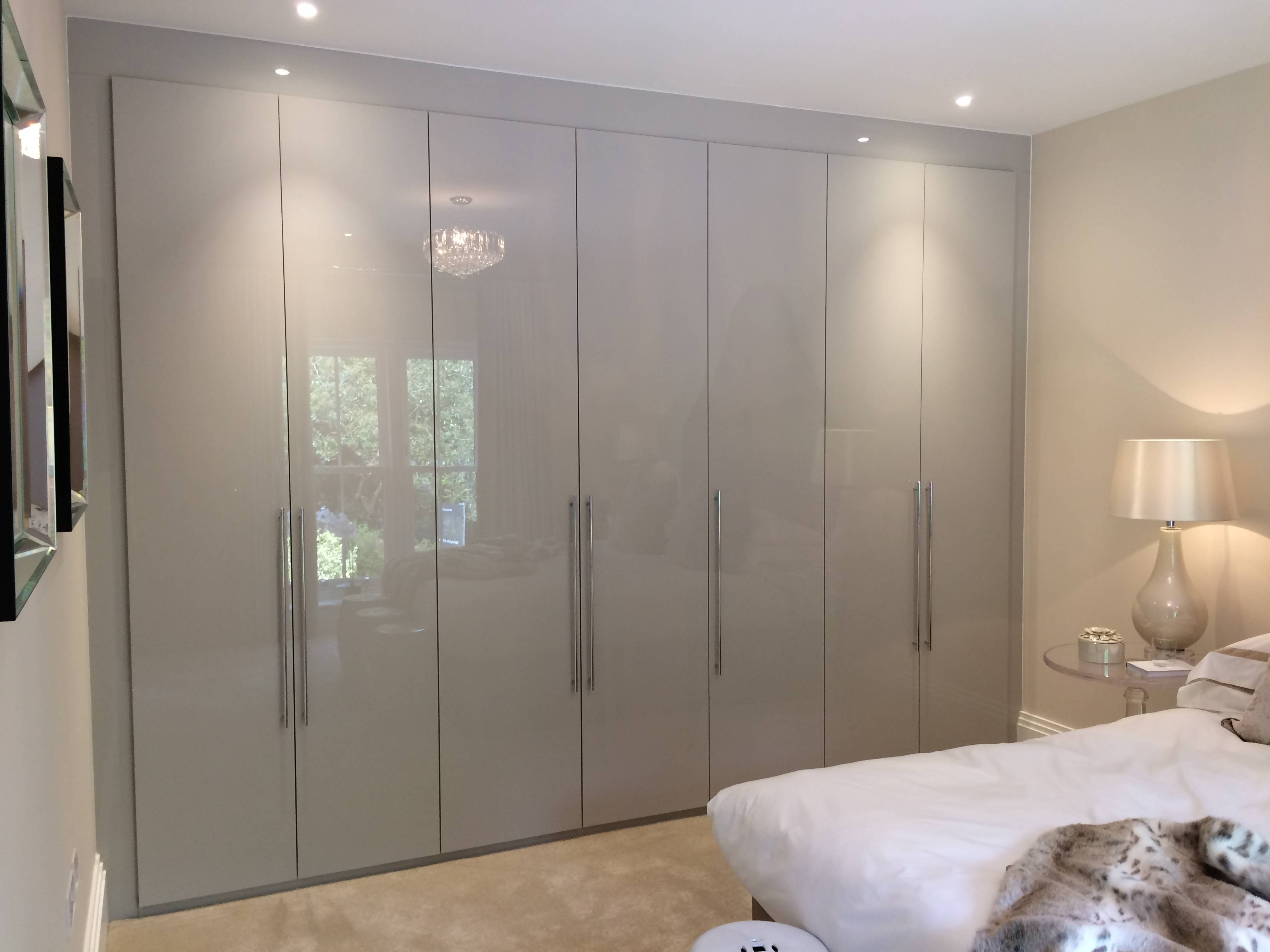 Special Buy - Fitted Bedroom Furniture | Wardrobes Uk | Lawrence with Gloss Wardrobes (Image 12 of 15)