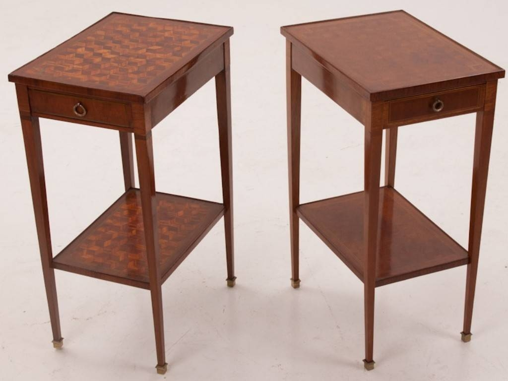 Special Narrow Side Table As Coffee Table As Bedside Table - Ruchi intended for Narrow Coffee Tables (Image 30 of 30)