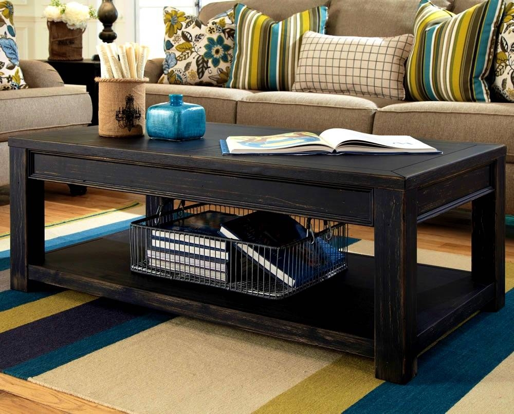 Square Black Coffee Table – Black Marble Square Coffee Table regarding Black Coffee Tables With Storage (Image 28 of 30)